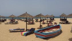 beach at tortuga